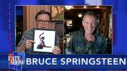 [Zapping 21] Bruce Springsteen réagit à son propre emoji