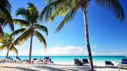 Varadero, plage star de Cuba, se veut un refuge face au virus
