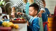 Education : 'Les maths en douceurs': un livre de recettes sucrées à réaliser avec les enfants, pour leur faire aimer les maths!