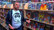 Ben Goldman, ancien super-héros du réel et fondateur de Super Heroes Anonymous