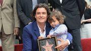 Orlando Bloom reçoit son étoile sur Hollywood Boulevard