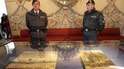 Naples expose deux Van Gogh volés à Amsterdam et cachés par la Camorra