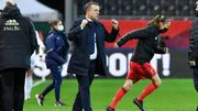 """Les Red Flames qualifiées pour l'Euro : """"Un jour historique pour le foot féminin belge"""""""