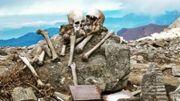 Le mystère du lac rempli de squelettes dans l'Himalaya