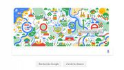 Fête nationale: Google se pare également de ses plus beaux atours belges pour le 21 juillet