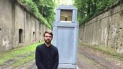 Renato Nicolodi au Fort d'Emines