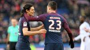 Trois jours après sa défaite à Madrid, le PSG, sans Meunier, écrase Strasbourg