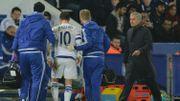 Hazard touché à la hanche contre Leicester