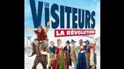 """""""Les Visiteurs 3"""" s'affichent"""