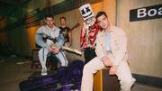 Découvrez « Leave Before You Love Me » des Jonas Brothers & Marshmello et les nouveautés de la semaine