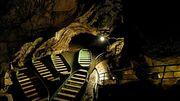 Une navigation souterraine de 600m? C'est aux grottes de Remouchamps