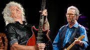 Brian May critique Eric Clapton