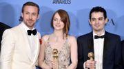 """Golden Globes 2017: """"La La Land"""", sacré meilleure comédie, remporte un record de récompenses aux Golden Globes"""