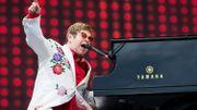 Elton John, seul artiste dans le top 10 britannique ces 60 dernières années