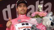 Tom Dumoulin domine ses adversaires dans le chrono et est le 1er Néerlandais à gagner le Giro