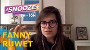 Fanny Ruwet essaie de différencier Billie Eilish du pangolin