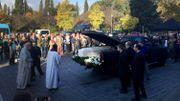 """Plus de 300 personnes aux funérailles festives du DJ Eric """"Powa B"""" Beysens"""
