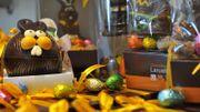 La chocolaterie Laruelle de Villers-Le-Bouillet vous propose un large choix d'œufs pour Pâques