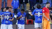 Praet décisif face à Nainggolan et Vermaelen, Fellaini montre la voie à United, Mertens buteur