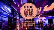 Des concerts du monde dans des lieux insolites de Bruxelles lors du Hide and Seek Festival
