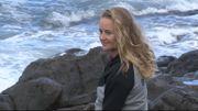 """Emma Plasschaert : """"La mer m'apportebeaucoup de calme"""""""