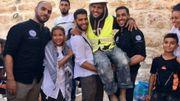 """""""Nous avons vu que les Palestiniens ont développé une résilience face à l'occupation. Ils ne veulent surtout pas être considérés comme des victimes."""""""