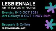 La première Lesbiennale se tiendra du 8 au 10octobre à Bruxelles