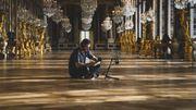 L'ambiance sonore du Château de Versailles transformée en morceau électro