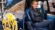 Sandrine Bonnaire dans Hep Taxi ! ce dimanche 06 novembre à 22h45 sur La Deux.