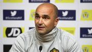 "Martinez: ""Lukaku, Mertens et Chadli seront titulaires"""