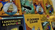 L'unique édition iranienne de Tintin vendue aux enchères