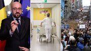 La crise du gouvernement, le pacte sur le climat et les honoraires dans les hôpitaux dans la Semaine Viva