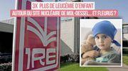 Leucémie chez les enfants : plus de cas près de la centrale de Mol-Dessel