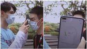 Une marque chinoise sort un smartphone qui calcule la température d'un humain ou d'un animal