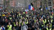 """France: les """"Gilets jaunes"""" se préparent à un Acte 10 ce samedi"""