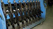 La Wallonie a vendu pour 453,2 millions d'euros d'armes à l'étranger en 2016