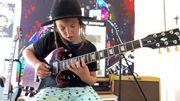 [Zapping 21] Découvrez le prodige de la guitare de 11 ans qui a séduit le monde entier