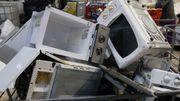 Vous faites quoi de vos vieux appareils électroménagers?