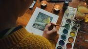 """"""" La balade aux artistes """", un parcours artistique en plein cœur d'Ellezelles"""