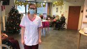 Roxane est ergothérapeute, elle a choisi de se faire vacciner