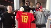 Hymne des Diables, l'Union belge confirme le choix de Damso