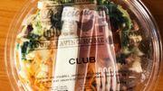 A priori, une salade Club comme une autre. Et pourtant...