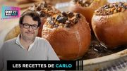 Recette de Carlo: Pommes surprises