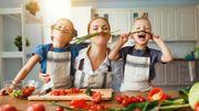 Maman en cuisine, mode d'emploi