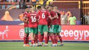 Le Maroc émerge en fin de match et débute sa CAN par une victoire sur la Namibie