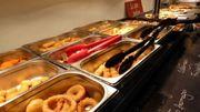 Restaurants avec buffet: une réouverture sans véritable libre-service