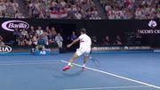 Le coup de maître de Federer face à Cilic