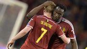 "De Bruyne : ""Lukaku s'en sortira très bien à Man United, il marquera 20 à 25 buts"""
