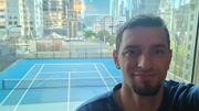 Open d'Australie : Carnet de route d'un joueur en quarantaine, épisode 1