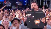 The War On Drugs joue son nouveau morceau 'Pain' chez Jimmy Kimmel